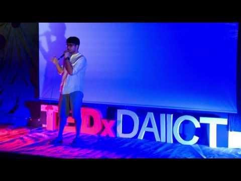 Beatbox finesse | Ishan Nangia | TEDxDAIICT