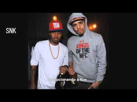 J. Cole - Let Nas Down (Remix) (Subtitulado Español)