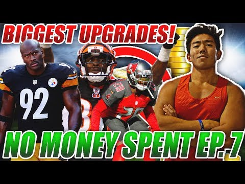 BIGGEST UPGRADES! 3 NEW PLAYERS! NO MONEY SPENT EP.7 Madden 18 Ultimate Team