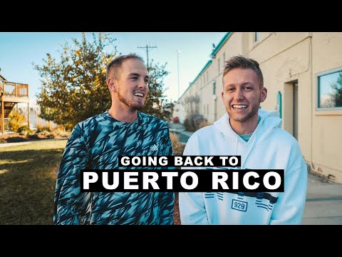 Going Back to PUERTO RICO