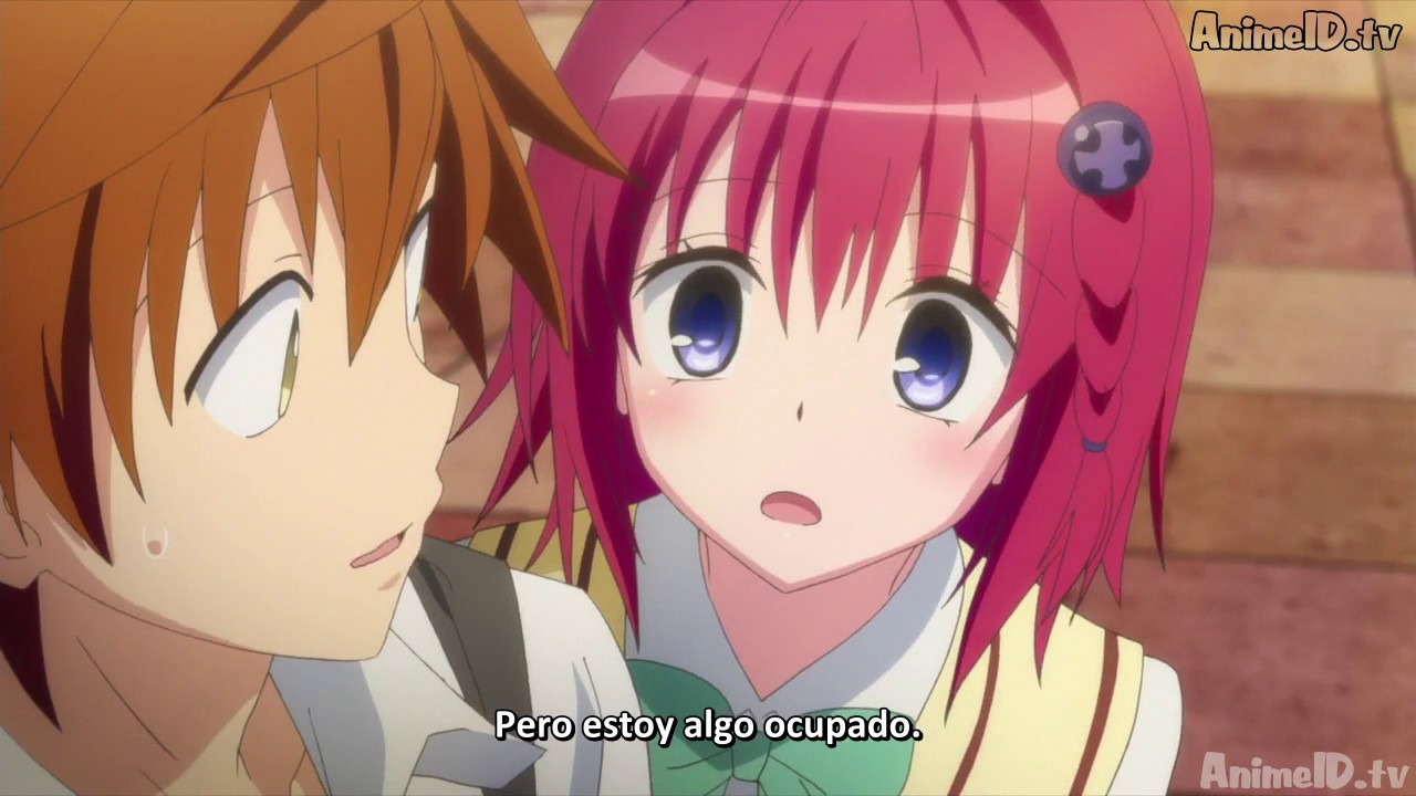 To love ru darkness 1 capitulo 2