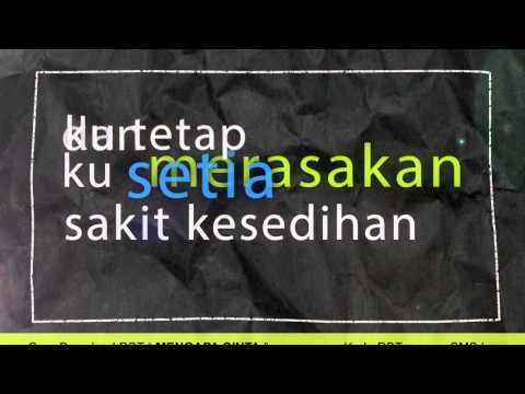 Indah Dewi Pertiwi - Mengapa Cinta | Official Lyric Video