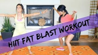Fat Burning Body Blast | Kelsey Lee and Amanda Russell