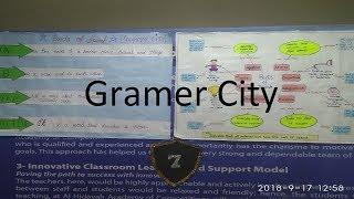 Project No 07 Gramer City Annual Talent Show school project Al Hidayah public School Mumbra