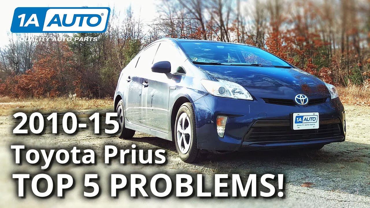 Toyota Prius 2011 - POV