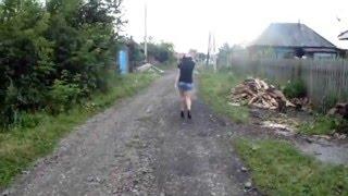 Деревенский клип
