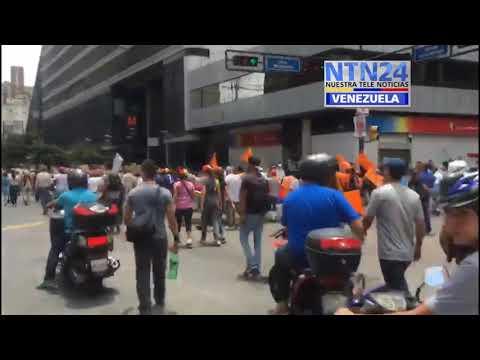 MARCHA PACIFICA AGOSTO 2017 VENEZUELA