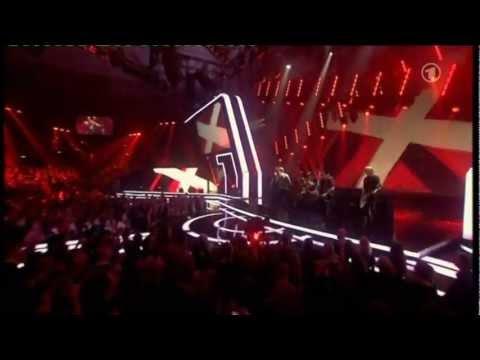 Die Toten Hosen - Tage wie diese (LIVE) (Echo 2012) HQ, HD