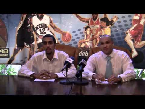 Basketball Tournament Announced Bermuda October 12 2011