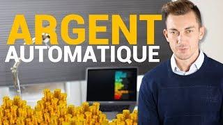 💲ARGENT AUTOMATIQUE - Le système automatique pour construire ses économies avec un petit salaire