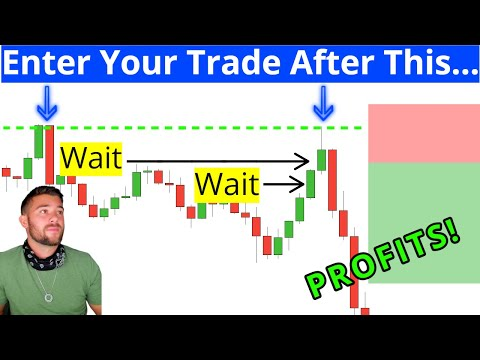 The BEST Price Action Strategy For BEGINNERS (PROFIT IN BULL AND BEAR MARKETS)