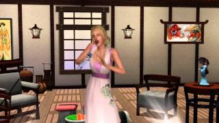 Gwen Stefani - 4 In The Morning Live [The Sims 3 Machinima]