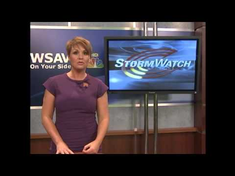 Georgia AP Awards--Staff Coverage--StormWatch 2012--WSAV