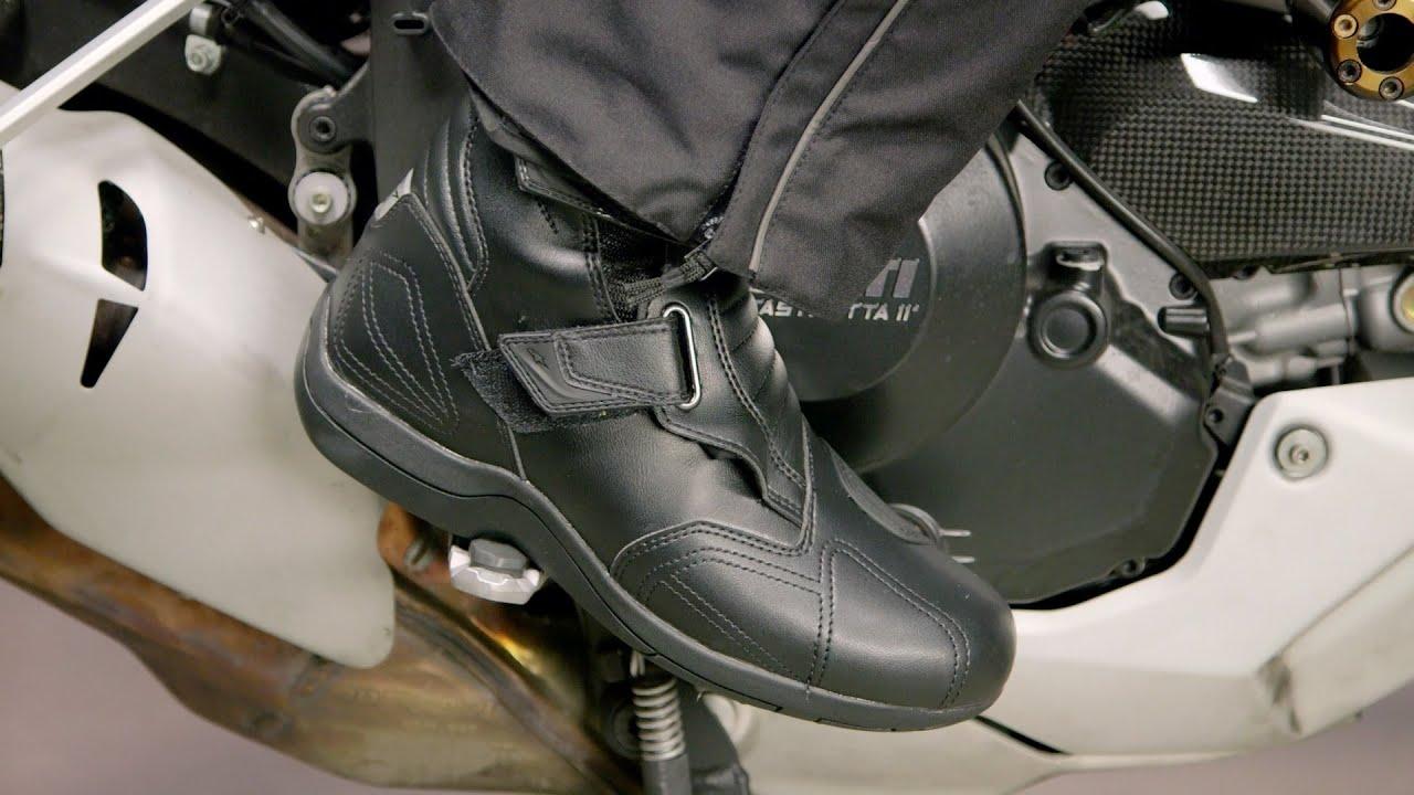 Alpinestars Roam 2 Wp Boots Review At Revzilla Com Youtube