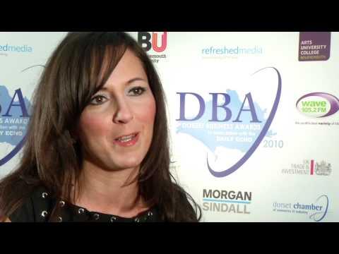 Entrepreneur of the Year Award - DBA 2010 Winners