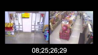 Beavercreek Wal-Mart surveillance video