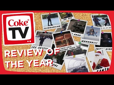 CokeTV Review Of The Year 2016 w/ Dodie, Manny & Jake Boys