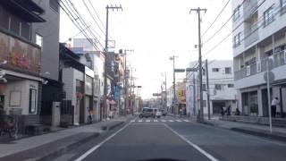 【金沢区】金沢土木事務所入口〜洲崎町