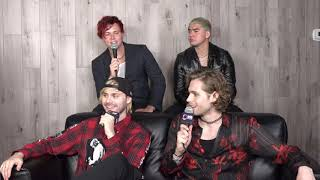 'Is It Easier To...' with 5 Seconds of Summer