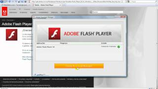 Tutorial - Instalar Adobe Flash Player.