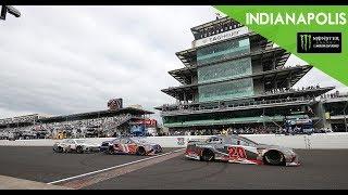 Monster Energy Nascar Cup Series- Full Race -Big Machine Brickyard 400