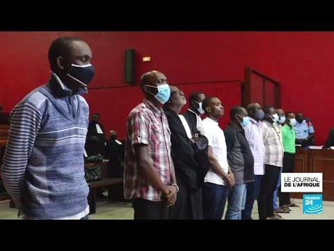 Putsch raté de 2019 au Gabon: 15 ans de prison pour trois militaires • FRANCE 24