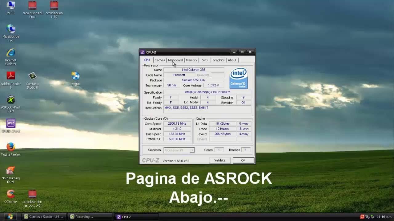 ASROCK 775VM800 1.50 DESCARGAR CONTROLADOR