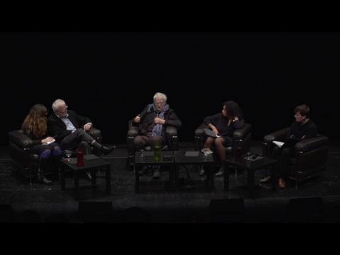 Rencontre Russell Banks / Bertrand Tavernier : littérature et cinéma