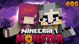 WIR FINDEN EINE NEUE MONSTER FREUNDIN! ✿ Minecraft MONSTER #05 [Deutsch/HD]