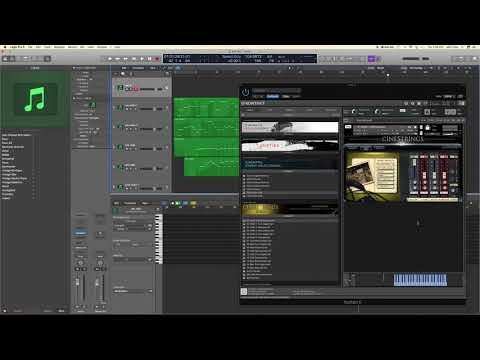 Solo String Library Comparison - Cinematic Studio Solo Strings VS Cinestrings Solo