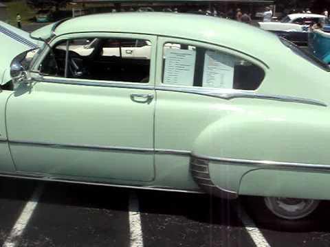 1949 Pontiac Streamliner Post War Fastback Styling Youtube