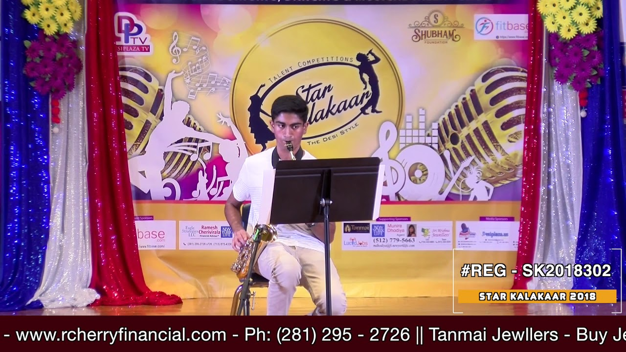 Registration NO - SK2018302 - Star Kalakaar 2018 Finals - Performance