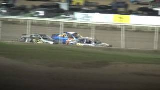 Dubuque Speedway Night 2 Rumble on the River IMCA Sport Compact Feature