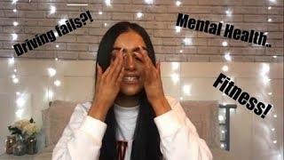 Q+A- DRIVING FAILS, MENTAL HEALTH, FITNESS!- ANNA TEMPLETON