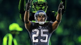 Richard Sherman's Best Career Plays with the Seahawks | NFL Highlights thumbnail