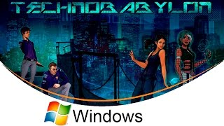 Technobabylon [Windows]