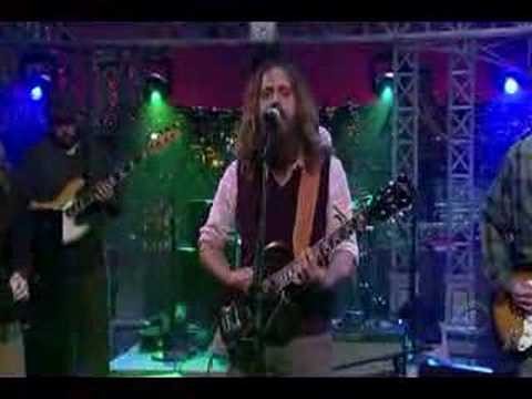 Iron and Wine on Letterman
