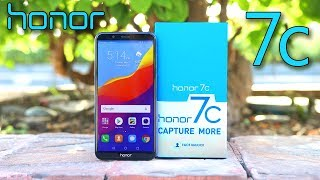 Honor 7C Review ! Unboxing ! Camera ! Urdu / Hindi