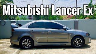 Mitsubishi Lancer Ex Manual Modified   Mitsubishi Lancer turn to Race Car