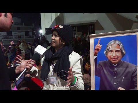 CAA, NRC Lucknow Protest  शहर शहर गावं गावं बना शाहीनबाग़ | Sanskar News