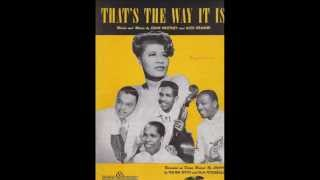 The Ink Spots & Ella Fitzgerald - That