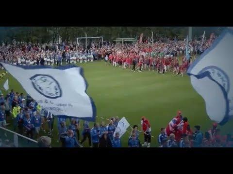 Trans World Soccer - European Tournament showreel