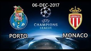 Porto Vs. Monaco | Uefa Champions League | Official Match Highlights