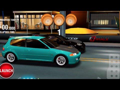 Mobile iOS  Racing Rivals - Honda LIFE! / Customization