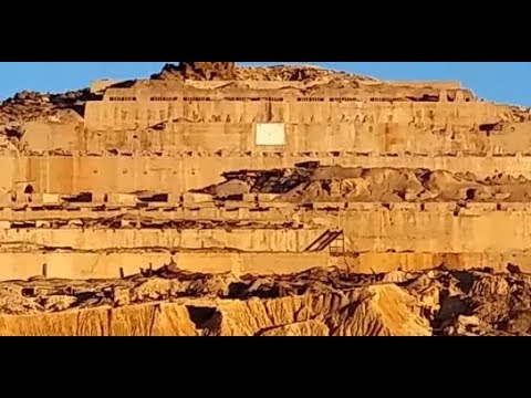 Hitler Super Human Hybrid Facility - Inside Real Nazi North Africa Wolfenstein Castle