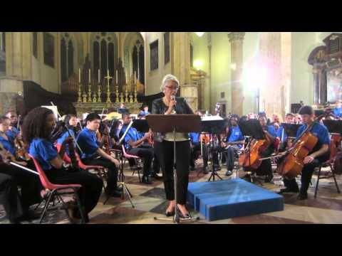 Philadelphia All City Orchestra (video 4)
