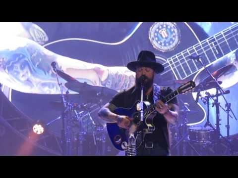 Zac Brown Band - LIVE at C2C Glasgow - My Old Man
