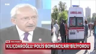 Kılıçdaroğlu: Işıd'i siyasi otorite koruyor