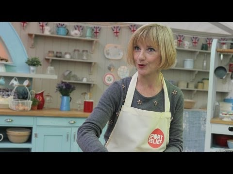 Ep2: Jane Horrocks: 'It's all going very badly.'   Sport Relief 2014