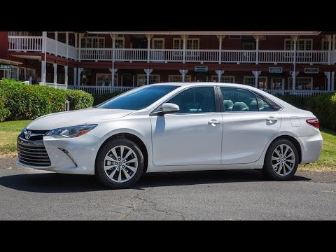 2017 toyota camry xle v6 review youtube. Black Bedroom Furniture Sets. Home Design Ideas